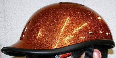 【MOTOBLUEZ】【裝飾用半罩安全帽】Goose Tail  LAME - 「Webike-摩托百貨」
