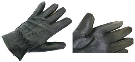 【MOTOBLUEZ】【HEAVY】鹿皮手套  外縫線型式 - 「Webike-摩托百貨」