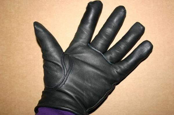 【MOTOBLUEZ】【HEAVY】防水鹿皮手套 EXTRAWARM - 「Webike-摩托百貨」