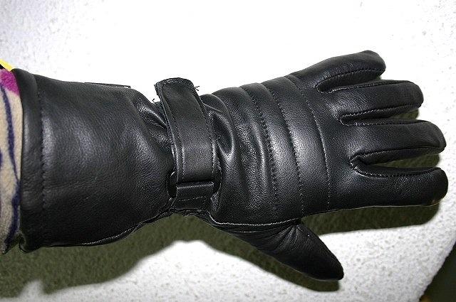 【MOTOBLUEZ】【HEAVY】鹿皮防水長手套 EXTRA WARM - 「Webike-摩托百貨」