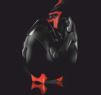 【ROUGH&ROAD】NONCASCO 安全帽支撐擾流板 - 「Webike-摩托百貨」