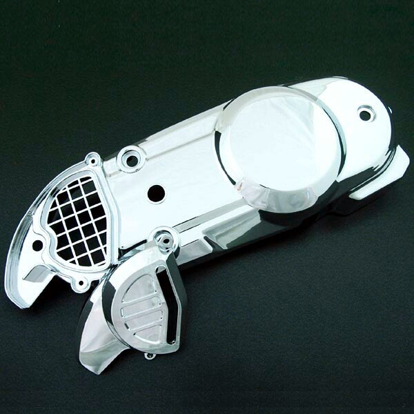 【RISE CORPORATION】電鍍傳動箱外蓋 - 「Webike-摩托百貨」