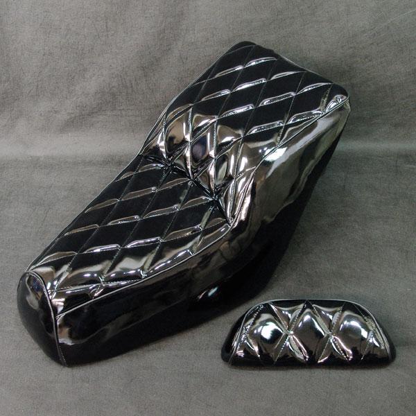 【RISE CORPORATION】鑽石切割型  琺瑯 訂製坐墊 - 「Webike-摩托百貨」
