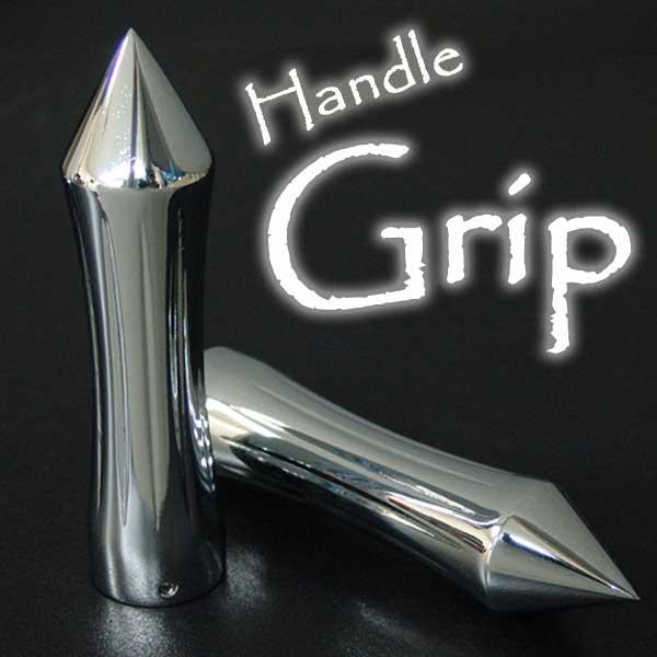 【RISE CORPORATION】鋁合金 電鍍握把套 狹長型 - 「Webike-摩托百貨」