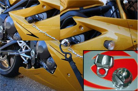 【EVOTECH】鋁合金保護滑塊 (防倒球) - 「Webike-摩托百貨」