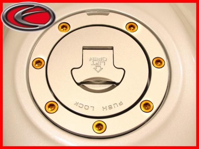 【EVOTECH】油箱蓋螺絲套件 - 「Webike-摩托百貨」