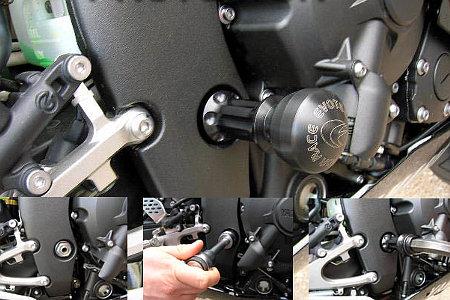 【EVOTECH】引擎保護外蓋 - 「Webike-摩托百貨」