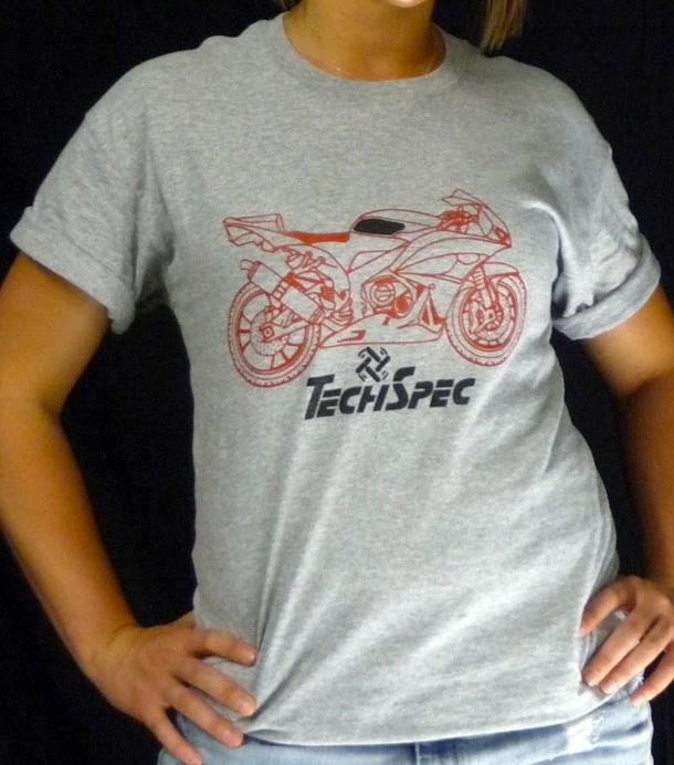 【techspec】T恤 - 「Webike-摩托百貨」