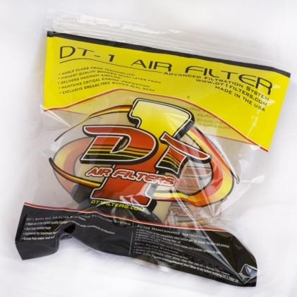 DT-1 AIR FILTERS DT1エアフィルター:エアクリーナー