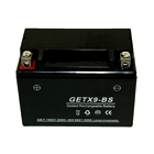 バッテリー GETX9-BS (CTX9-BS) ジェル