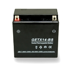 バッテリー GETX14-BS (CTX14-BS) ジェル