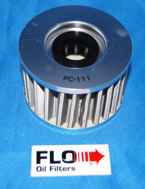 FLO Oil Filter (Element Replacement Type)