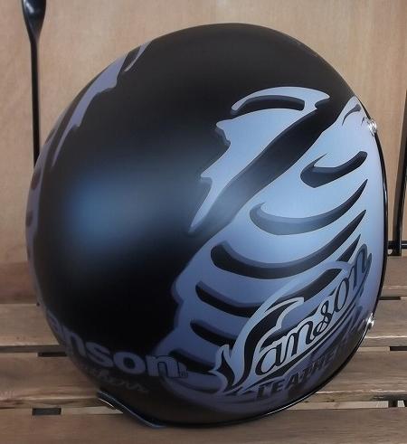 【VANSON】安全帽 BONE2 - 「Webike-摩托百貨」