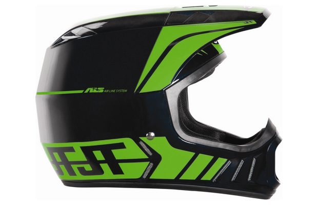 【JT Racing】BACK IN BLACK ALS-02 安全帽 - 「Webike-摩托百貨」