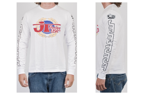 【JT Racing】【男用 L/S T恤】 JT Victory - 「Webike-摩托百貨」