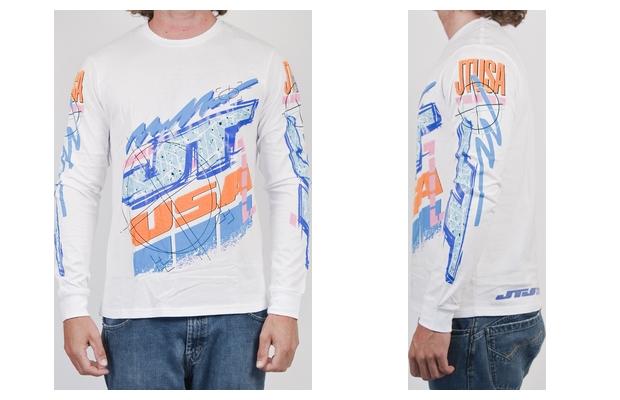 【JT Racing】【男用 L/S T恤】 JT Bayle - 「Webike-摩托百貨」