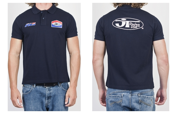 【JT Racing】【男用 Polo衫】 Patch - 「Webike-摩托百貨」