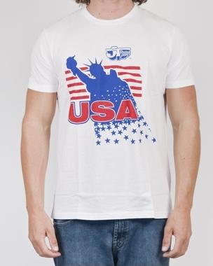 【JT Racing】【男用 T恤】 JT Liberty - 「Webike-摩托百貨」