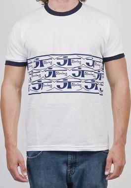 【JT Racing】【男用 T恤】 JT Ringer - 「Webike-摩托百貨」