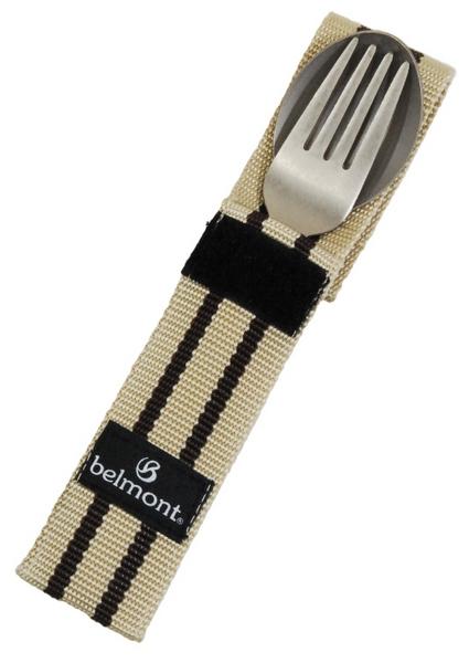 【belmont】鈦合金食具2P組套 - 「Webike-摩托百貨」