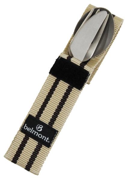 【belmont】鈦合金食具3P組套 - 「Webike-摩托百貨」