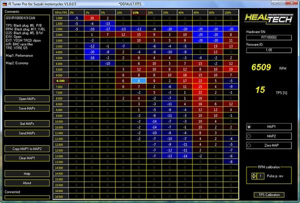 【HEALTECH ELECTRONICS】FI Tuner Pro ECU S02 - 「Webike-摩托百貨」