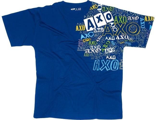 【AXO】T恤「PATTERN」 - 「Webike-摩托百貨」