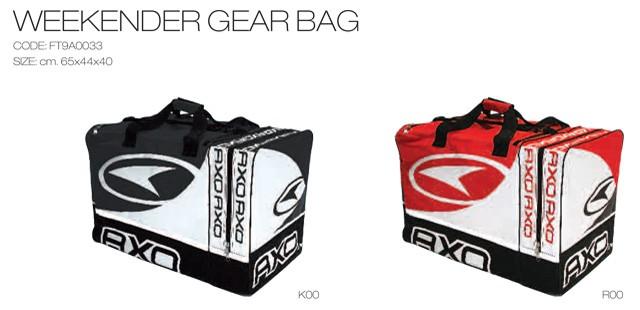 【AXO】行李包WEEKENDER GEAR BAG - 「Webike-摩托百貨」