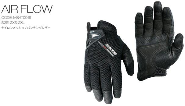 【AXO】夏季手套 「AIR FLOW」 - 「Webike-摩托百貨」
