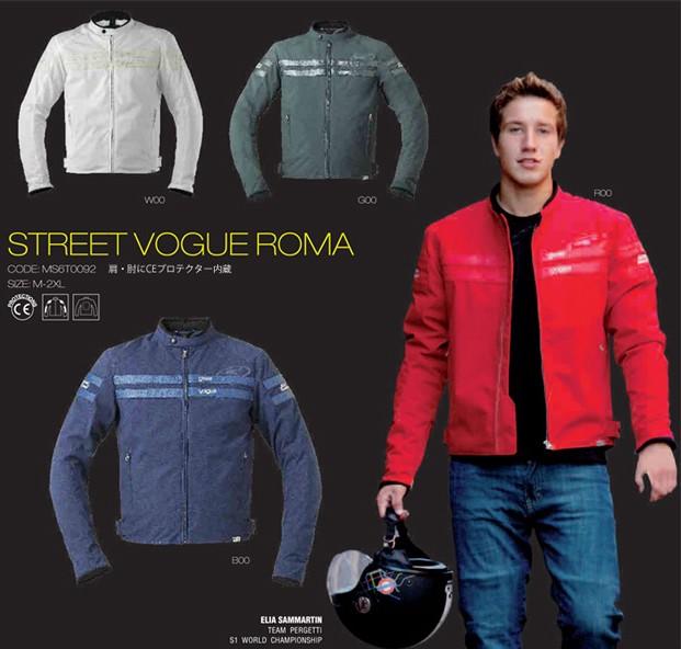 【AXO】外套 「STREET VOGUE ROMA」 - 「Webike-摩托百貨」