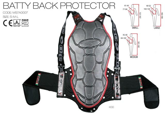 【AXO】護背「BATTY CE BACK PROTECTOR」 - 「Webike-摩托百貨」