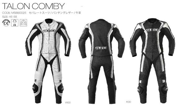 【AXO】2 Piece賽車服「TALON COMBY」 - 「Webike-摩托百貨」