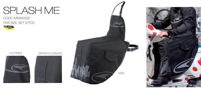 【AXO】防潑水罩衫「SPLASH-ME」 - 「Webike-摩托百貨」