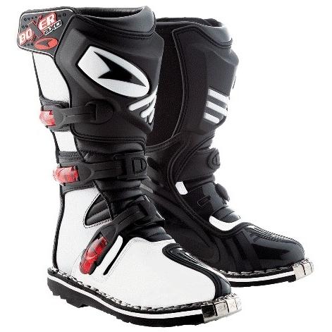 【AXO】Terrain 車靴「BOXER JR.」 Junior  model - 「Webike-摩托百貨」