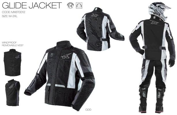 【AXO】越野外套「ENDURO GLIDE JACKET」 - 「Webike-摩托百貨」