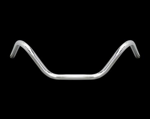 【Neofactory】無凹痕 低位Rise 把手 黑 - 「Webike-摩托百貨」