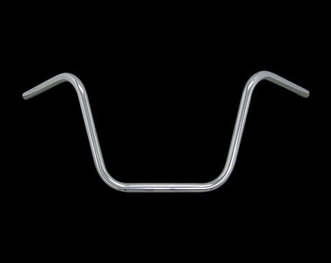 【Neofactory】無凹痕  Ape  高位把手 黑 - 「Webike-摩托百貨」