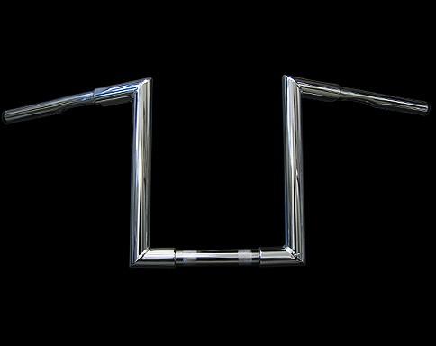 【Neofactory】12吋 Fat Z把手 鍍鉻 - 「Webike-摩托百貨」