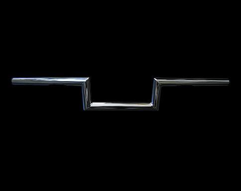 【Neofactory】有凹痕 4吋 Z把手 鍍鉻 - 「Webike-摩托百貨」