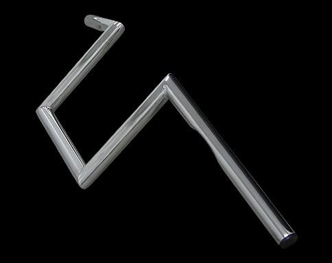 【Neofactory】有凹痕 8吋 Z把手 鍍鉻 - 「Webike-摩托百貨」