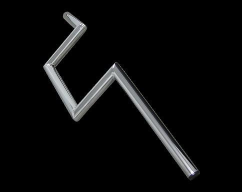 【Neofactory】無凹痕 6吋 Z把手 鍍鉻 - 「Webike-摩托百貨」