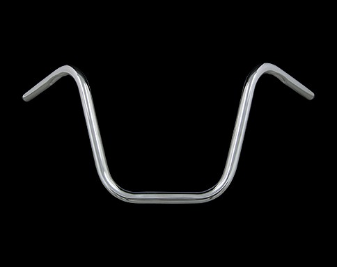 【Neofactory】有凹痕 Narrow  Ape  高位把手 黑 - 「Webike-摩托百貨」