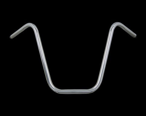 【Neofactory】有凹痕 Narrow Sky 高位把手 鍍鉻 - 「Webike-摩托百貨」