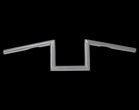 【Neofactory】有凹痕 6吋 Narrow Z把手 鍍鉻 - 「Webike-摩托百貨」