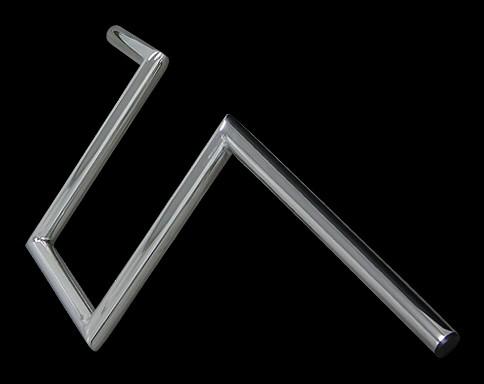 【Neofactory】無凹痕 10吋 Narrow Z把手 鍍鉻 - 「Webike-摩托百貨」