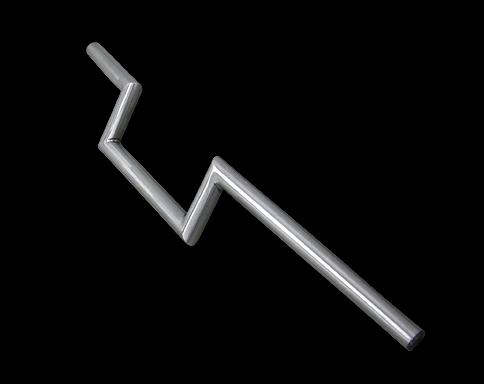 【Neofactory】無凹痕 4吋 Z把手 未塗装 - 「Webike-摩托百貨」