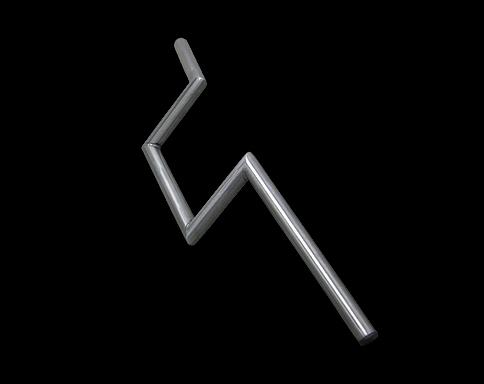 【Neofactory】無凹痕 6吋 Z把手 未塗装 - 「Webike-摩托百貨」