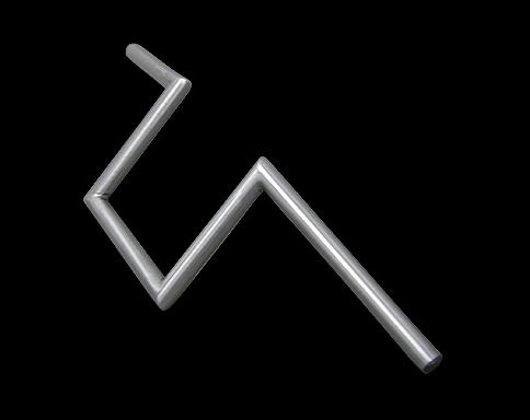 【Neofactory】無凹痕 8吋 Z把手 未塗装 - 「Webike-摩托百貨」