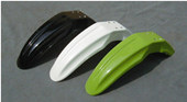 【OSCAR】前土除 (Lime 綠色塑膠) - 「Webike-摩托百貨」