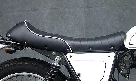 【OSCAR】Semi-Double 坐墊 Type M (Tuck Roll 型)/(鉚釘) - 「Webike-摩托百貨」